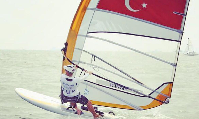 Ertuğrul İçingir Göztepe'mizde