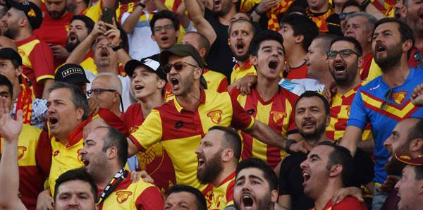 Göztepe'de Kombineler Tükeniyor