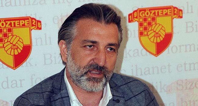 Göztepe Başkan Yardımcısı transfer ve sezon hedeflerini açıkladı