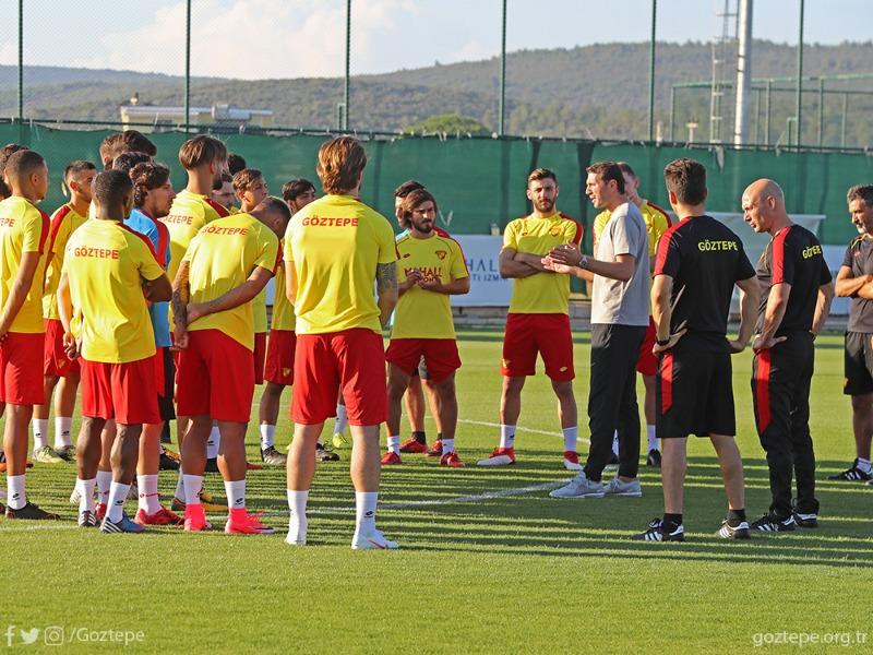 Göztepe'miz Sezon Hazırlıklarına Başladı