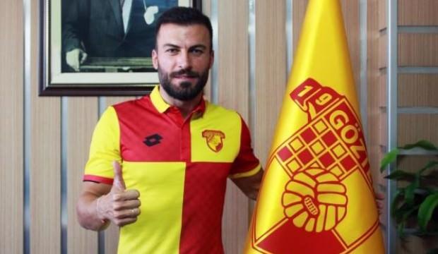 Berkan Emir'in İlk Maç Heyecanı