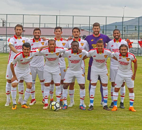 Göztepe 2 - 0 Altınordu