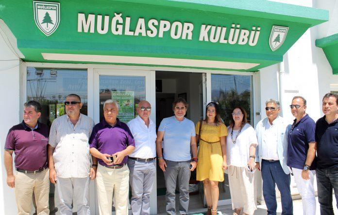Göztepe  Muğlaspor kardeşliği