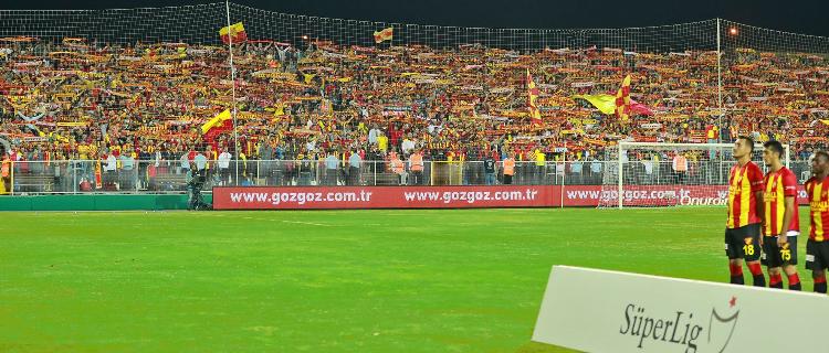Göztepe, ligdeki 27. sezonunda mücadele edecek.