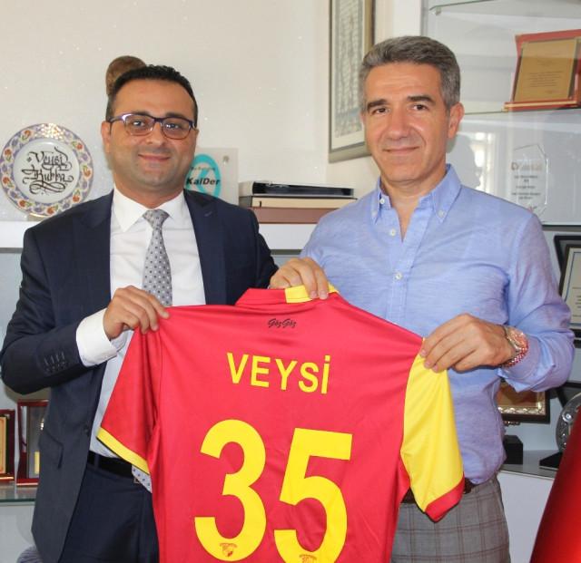 Göztepe'mize Yeni Sağlık Sponsoru