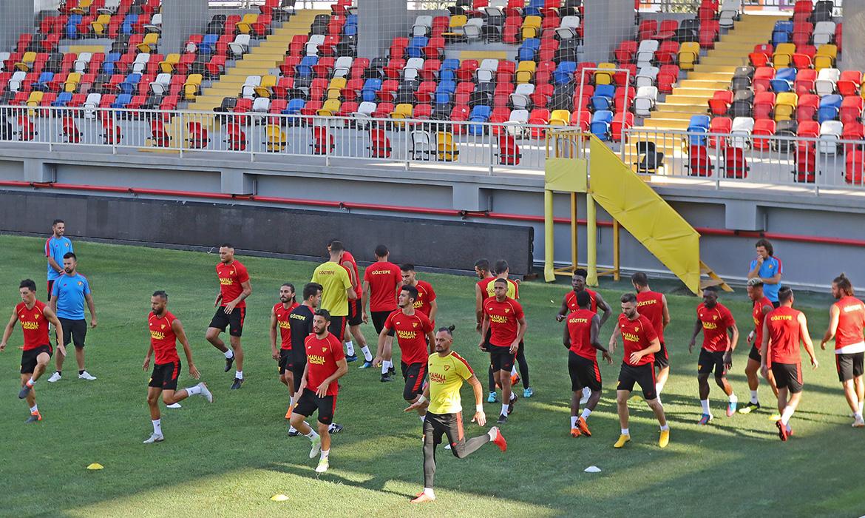 Yeni Malatyaspor Maçının Hazırlıklarını Tamamladık