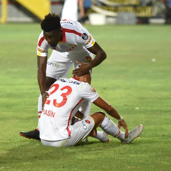 Göztepe - Evkur Malatyaspor: 1-3