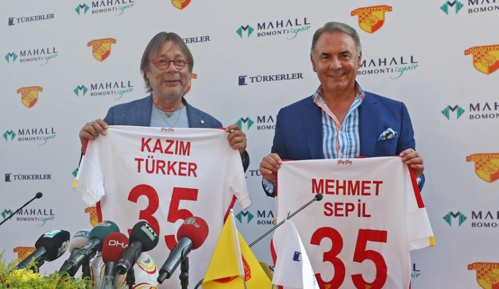 Göztepe'ye sponsor jesti