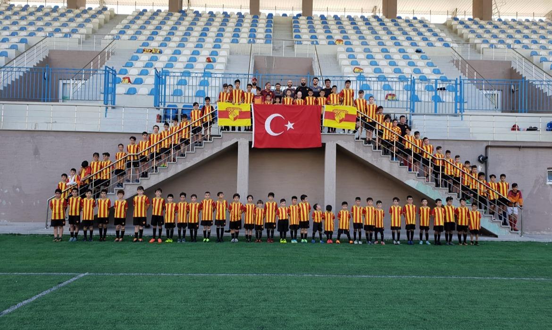 Futbol Okulları Turnuvası Ankara'da Gerçekleşti
