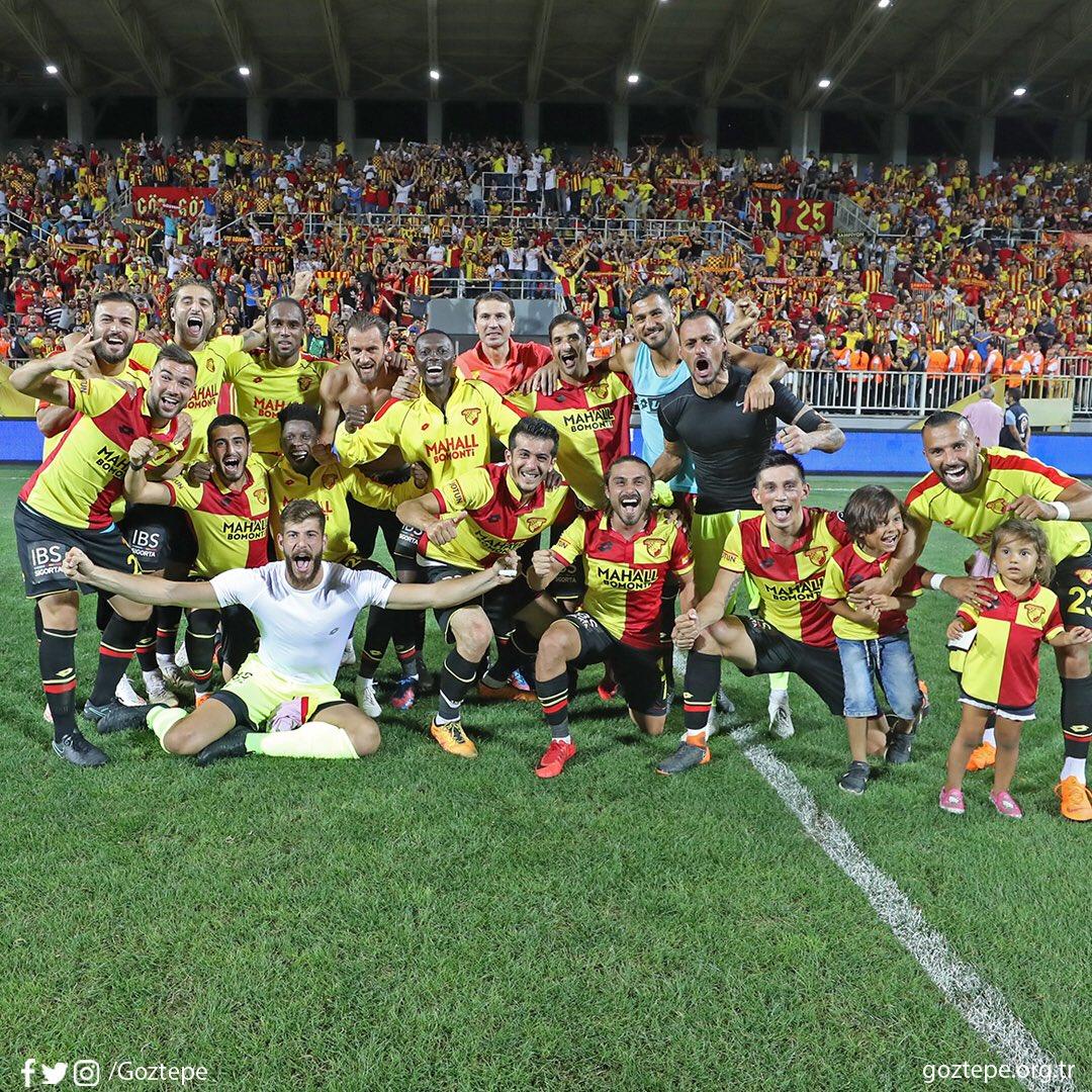 Göztepe'miz Kayserispor'u 20 dakikada yıktı!