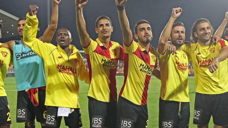 Göztepe'ye yine sponsor