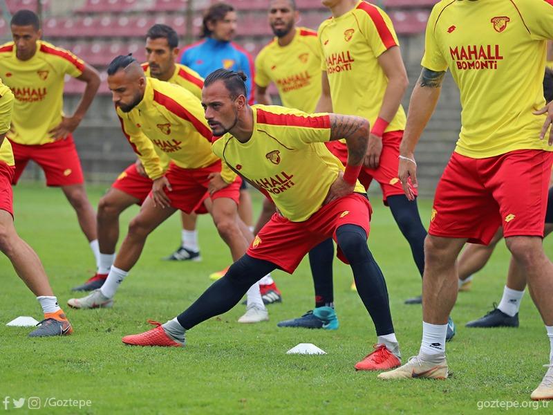 Trabzonspor Maçının Hazırlıklarını Tamamladık