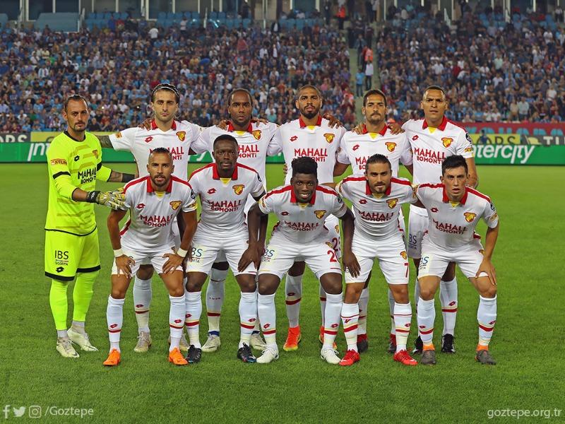 6. Hafta: Trabzonspor 1-2 Göztepe