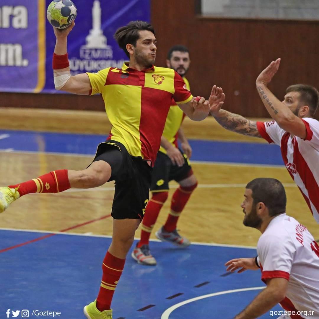 Maç Sonucu   Göztepe'miz 22-23 Antalyaspor