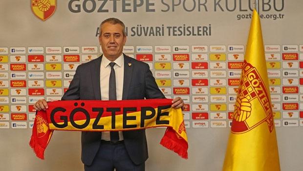Kemal Özdeş, Göztepe'nin 29. hocası oldu!