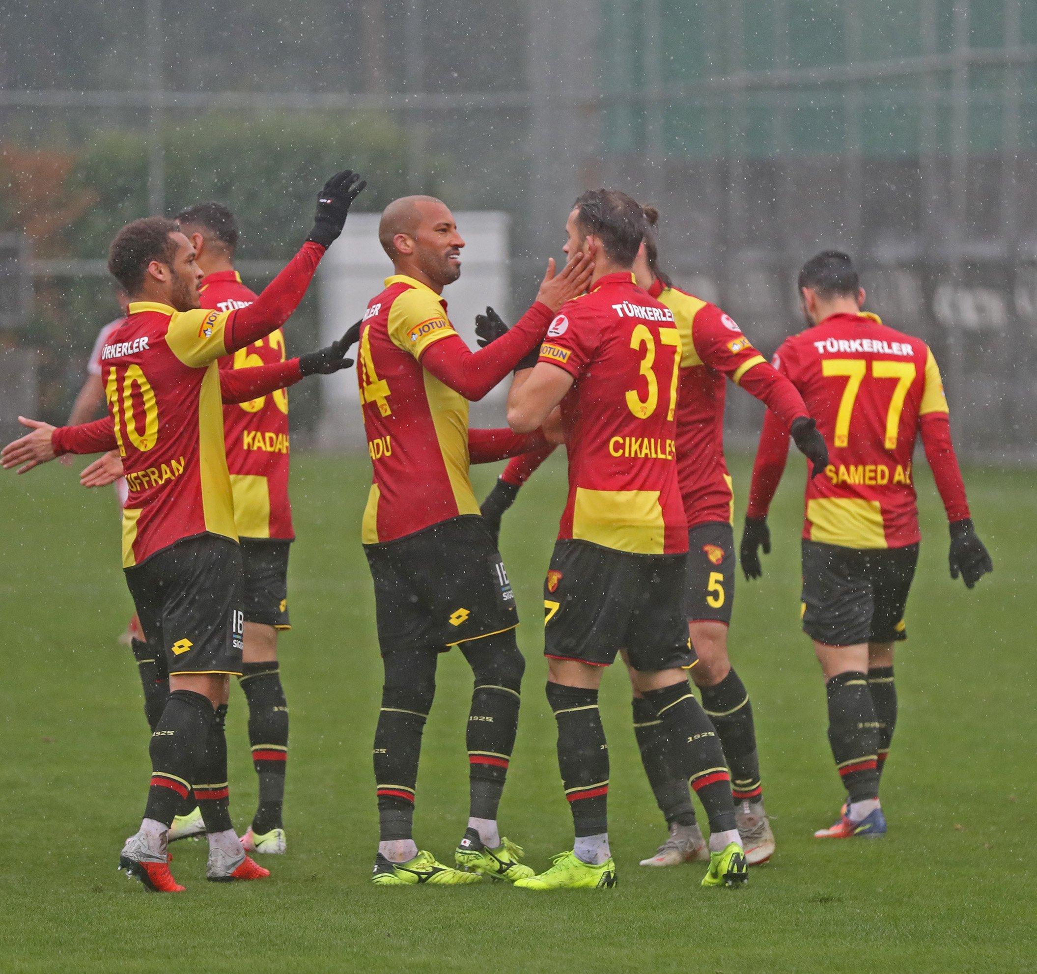 Hazırlık Maçı: Göztepe'miz 6-3 Pendikspor