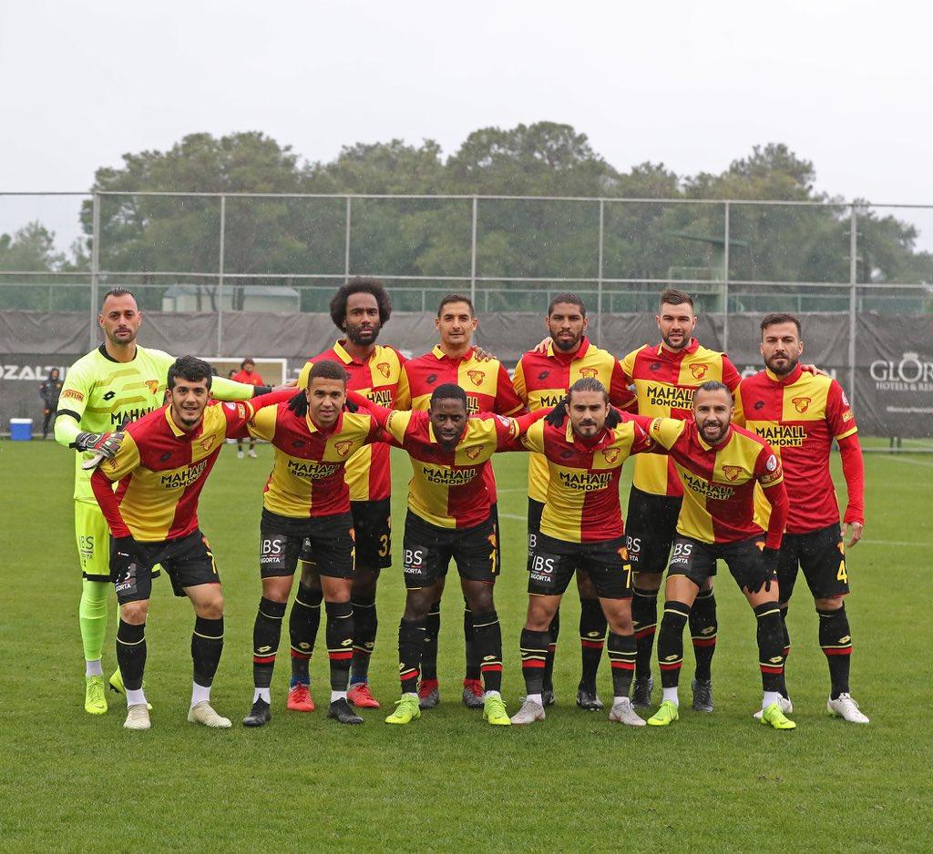 Göztepe, Antalyaspor'a konuk olacak