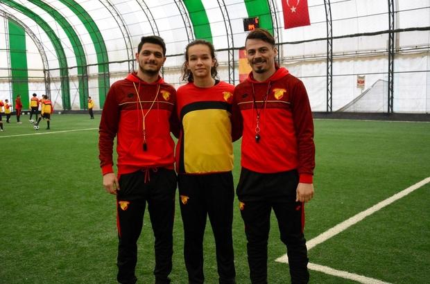 Göztepe Futbol Okulu'ndan kısa sürede büyük başarı