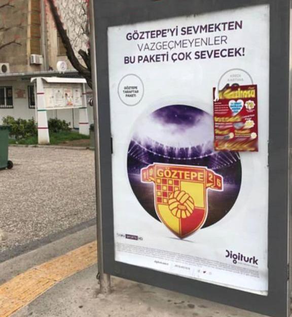 Karşıyaka'da Göztepe krizi