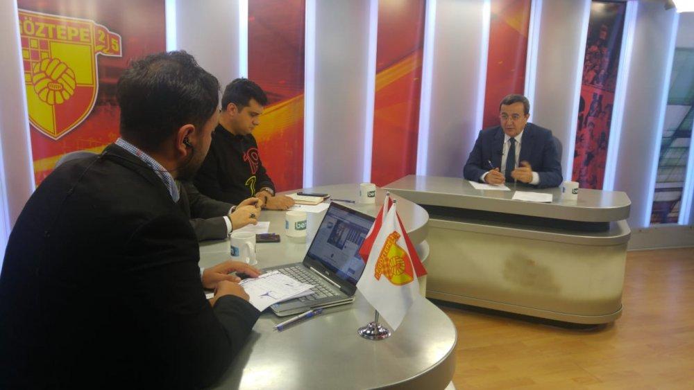 Konak Belediye Başkan Adayı Abdül Batur'dan, Göztepe için çok konuşulacak vaatler...