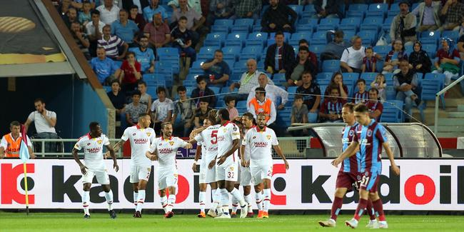 Trabzonspor'un kabusu Göztepe !