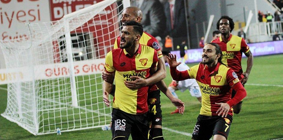 Göztepe'de Hedef Yarı Final