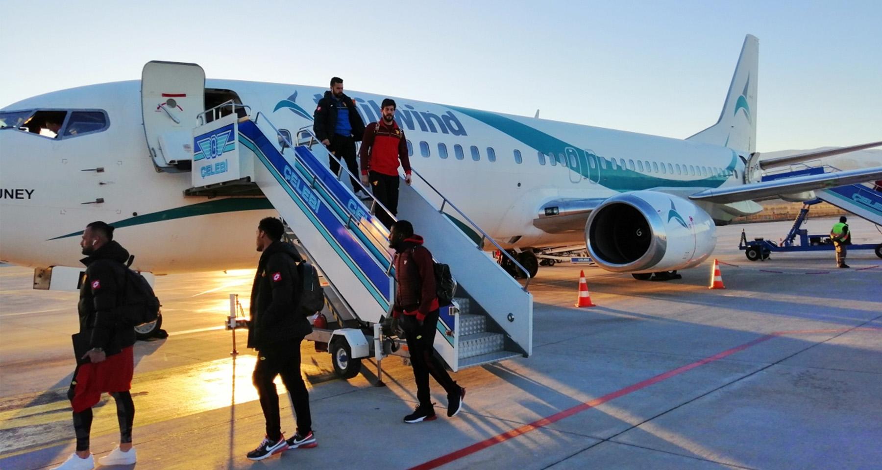 Göztepe Spor Kulübü Tailwind ile uçacak