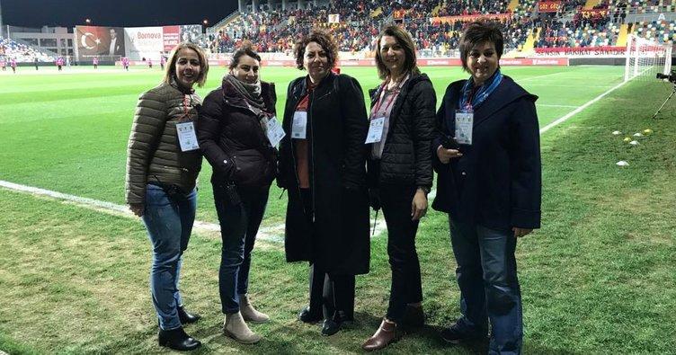 Göztepe futbol takımı kadın müdürlere emanet