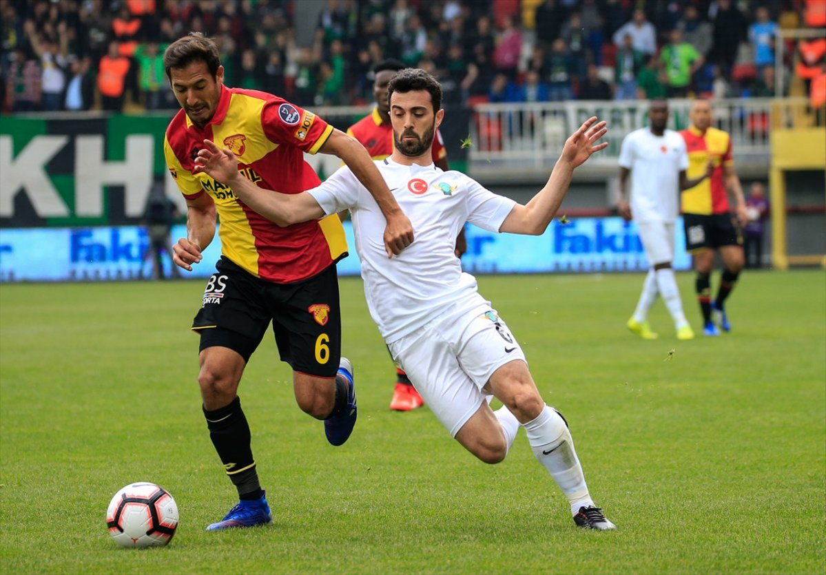 Göztepe 0-1 Akhisarspor