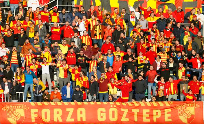 Göztepe'nin karaborsa isyanı