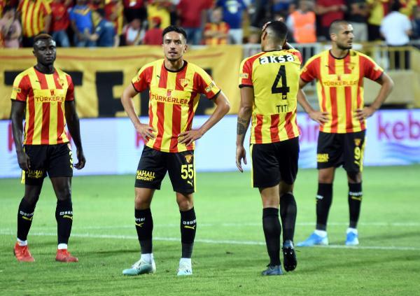 MAÇ SONUCU | Göztepe 0-1 Antalyaspor