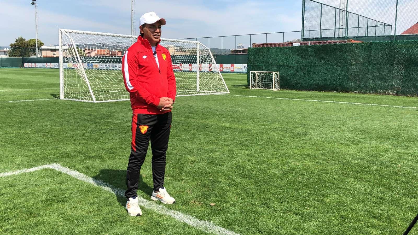 Tamer Tuna'lı Göztepe'miz, 15 maçın 10'unda suskun kaldı!