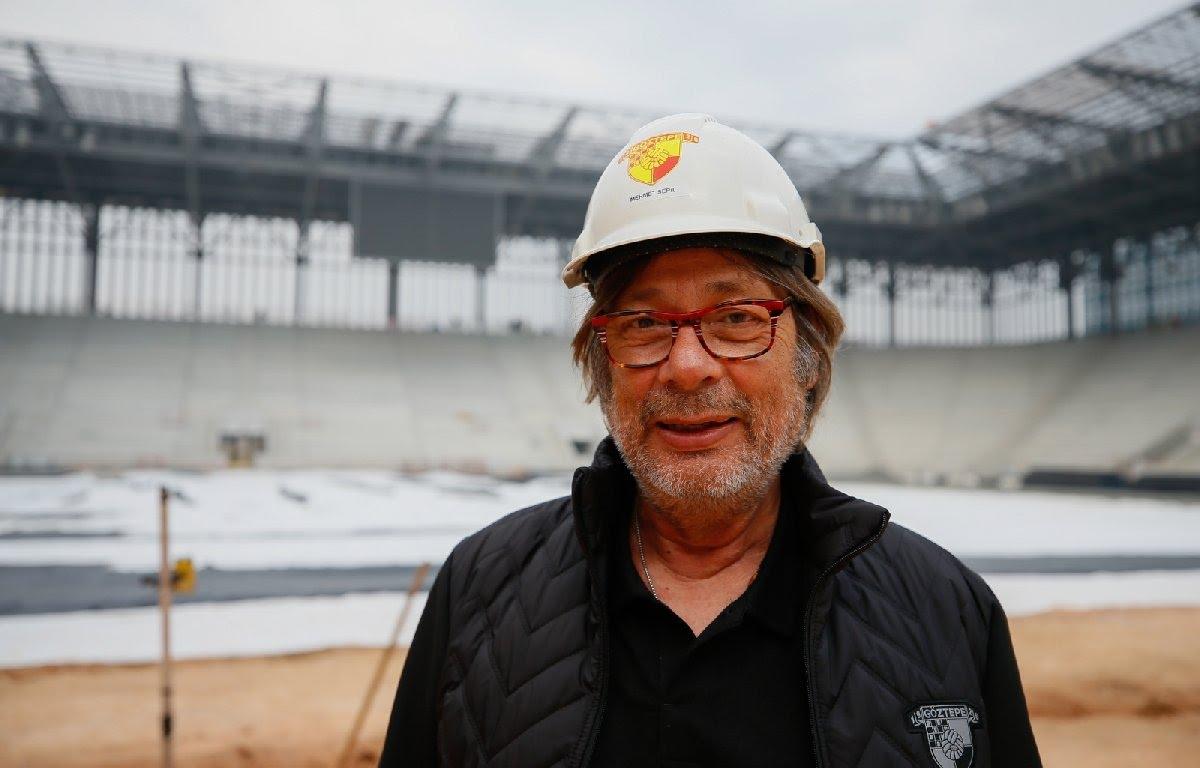 Göztepe yeni stadına kavuşuyor: '95 yıldır bekliyorduk'