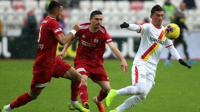 Göztepe'miz tek golle yıkıldı