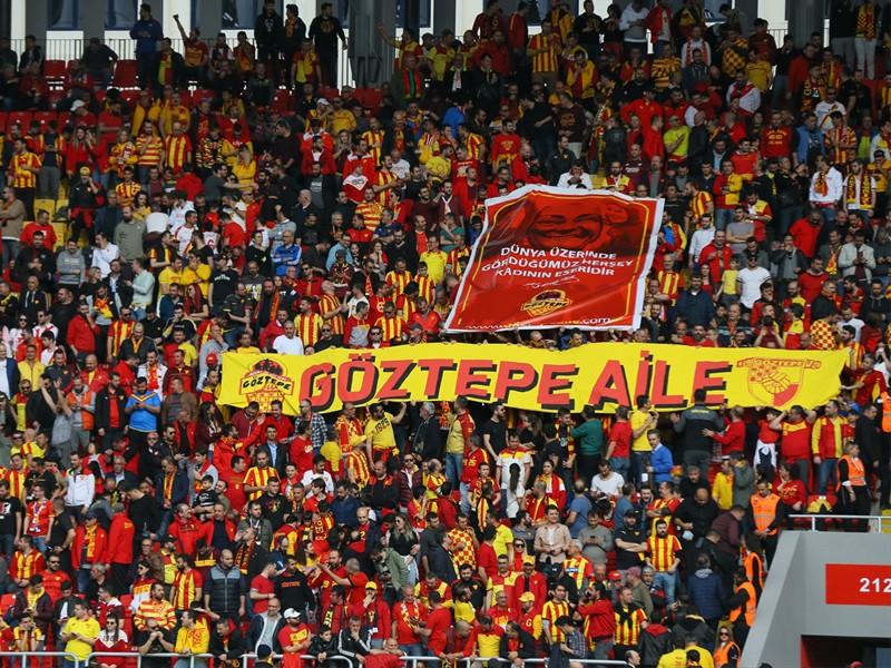 Göztepe-Medipol Başakşehir maçıyla ilgili 47 kişi hakkında işlem başlatıldı