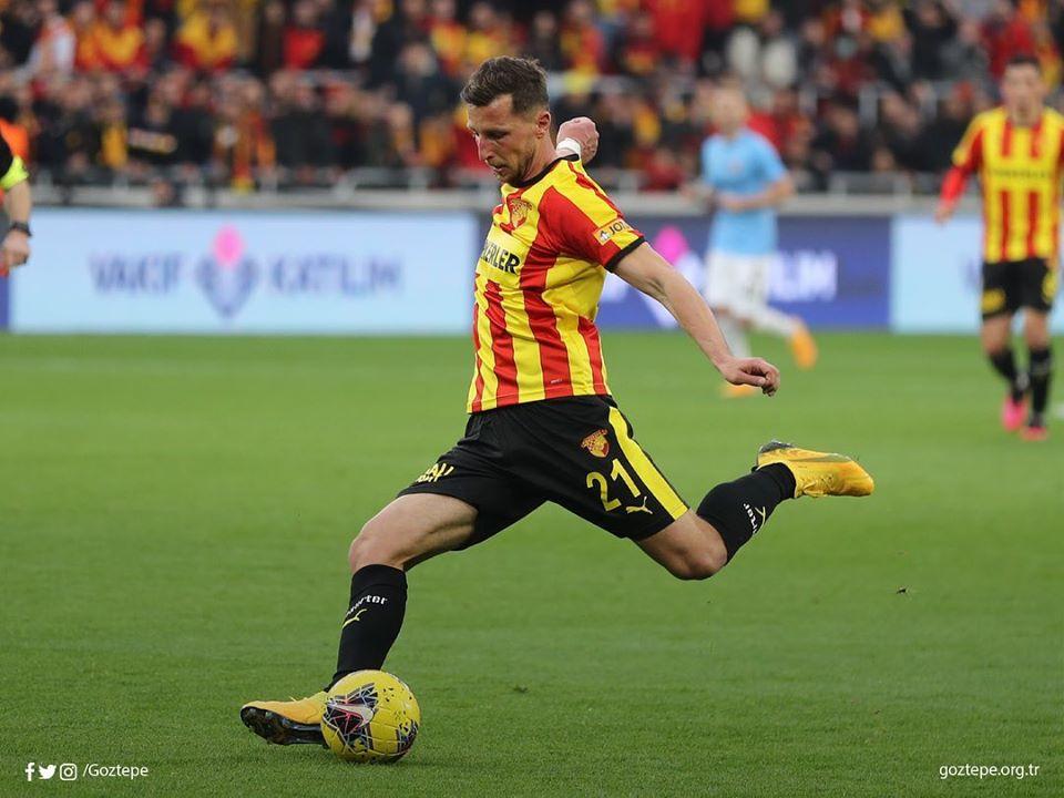 Göztepe'nin yeni transferi Wilczek