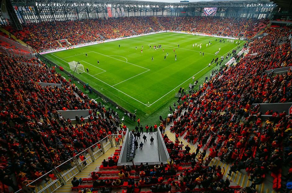 Göztepe'ye Avrupa ışığı