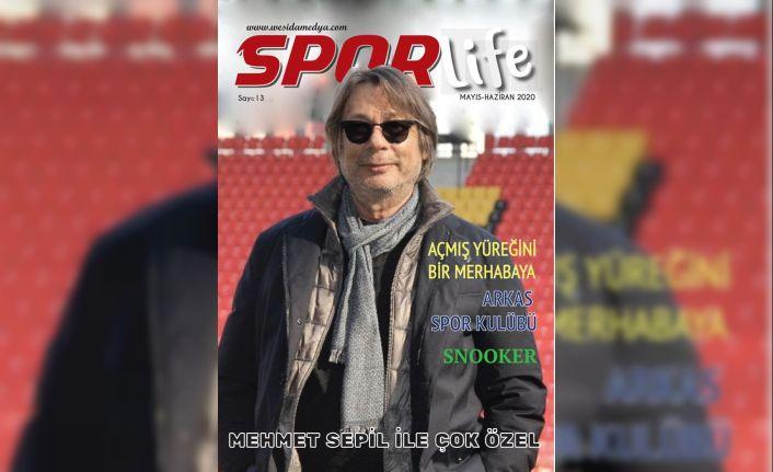 Göztepe'mizin Başkanı Mehmet Sepil Spor Life'de