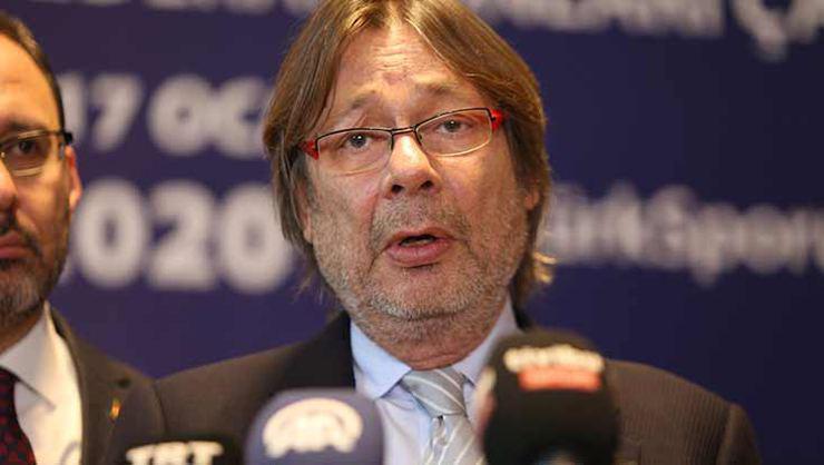 Mehmet Sepil: Kulüpler 14 yabancıda kalmak istiyor