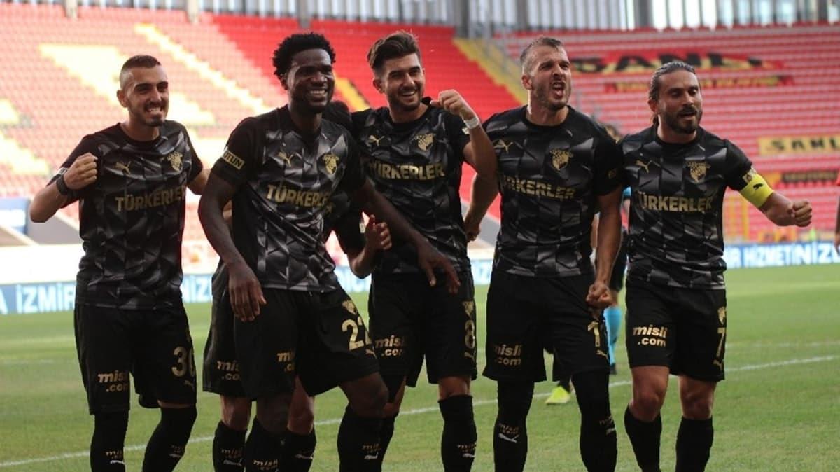 Göztepe, transfer sezonunu 11 yeni futbolcuyla kapattı