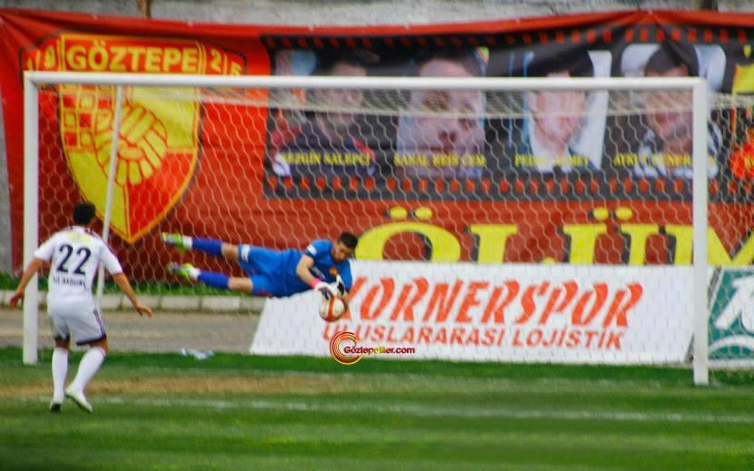 Göztepe 0-0 İnegölspor Maçın Özeti (Video)