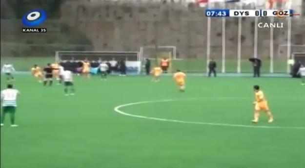 Düzyurtspor 0-2 Göztepe | Maç Özeti