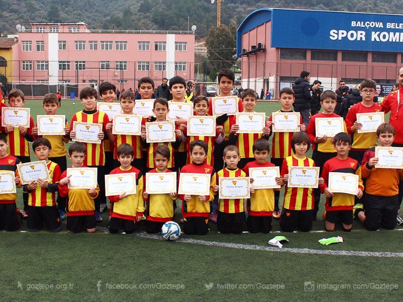 Futbol Okulları Sömestr Şenliği Gerçekleşti