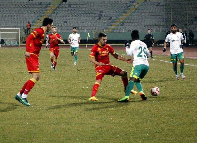 Şanlıurfaspor 2-2 Göztepe